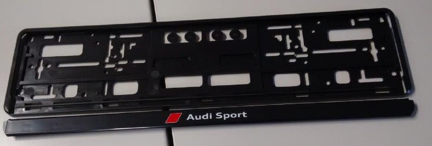 AudiSport Surround - Black (Single)